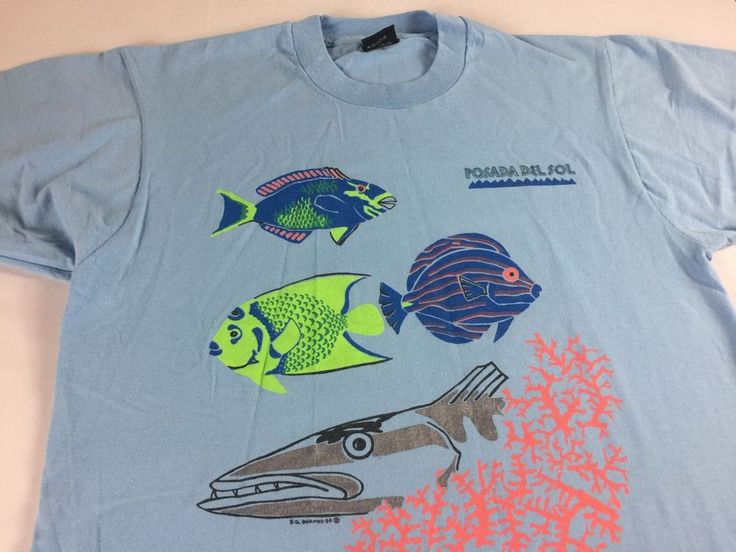 Posada Del Sol T-Shirt Adult SZ M/L 1990 Fish USA Made Screen Stars Funny https://www.ebay.com/itm/Posada-Del-Sol-T-Shirt-VTG-Adult-SZ-M-L-1990-Fish-USA-Made-Screen-Stars-Funny-/263290218955?roken=cUgayN&soutkn=oLXfLJ #vintage #90s #tbt #vacation #fishing #cyberweek #cyberdeals #vintagestyle #giftideas