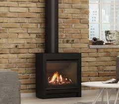 Image result for free standing gas fires