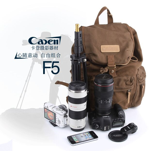 Goedkope CADEN dslr camera photo bag insert lens case waterdicht nationale geographic video fotografia dubbele schouder rugzak tas pack, koop Kwaliteit Camera/video tassen rechtstreeks van Leveranciers van China:   Fashion casual vintage national geographic photo low slr belt for the camera bag single shoulder stylish dslr len