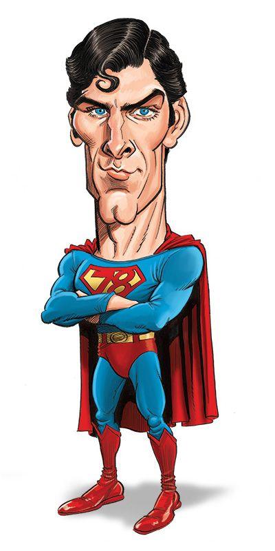 Картинка супермена прикол