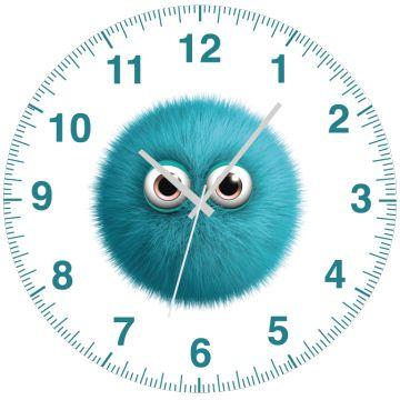 Mavi Oyuncak Saat 27 cm