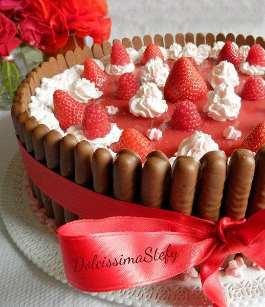 Cheesecake e Togo,ricetta di compleanno