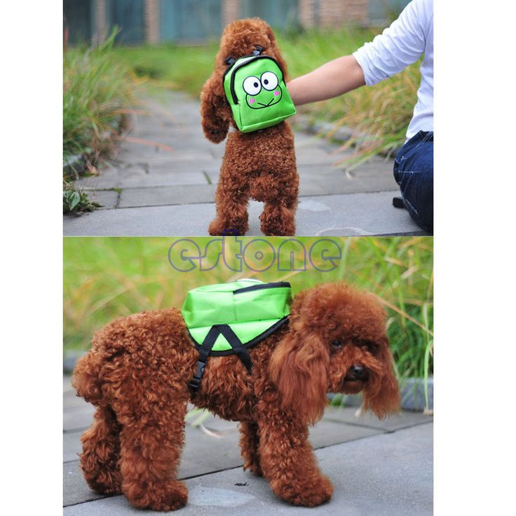 Lovely Pet  Bag Backpack Puppy Travel Carrier Saddle Harness For Dogs Cats | Pet Supplies, Dog Supplies, Carriers & Totes | eBay!