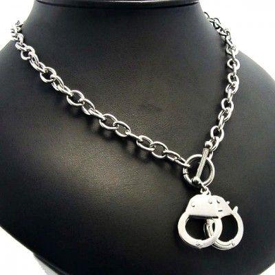 Ocelový náhrdelník EXEED - Shackles I. Odkaz na WEBSHOP: http://www.ocelovesperky4u.cz/ocelove-nahrdelniky-retizky/ocelovy-nahrdelnik-exeed-shackles-i