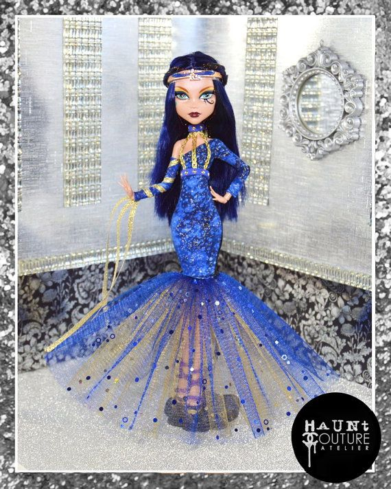 Hey, I found this really awesome Etsy listing at https://www.etsy.com/listing/236874749/monster-doll-true-royalty-high-fashion