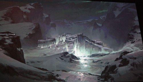 Legend of Korra Season 2 Concept Art!