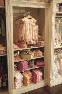 This would totally be my daughter's wardrobe if I had one..grandkids definetly!