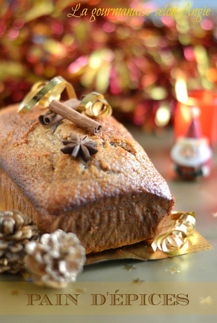 pain d'épices ultra moelleux