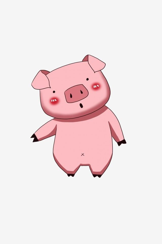 Cartoon Pig Pig Clipart Cartoon Clipart Hand Painted Pig Png Transparent Clipart Image And Psd File For Free Download In 2020 Cartoon Clip Art Pig Cartoon Cartoon Styles