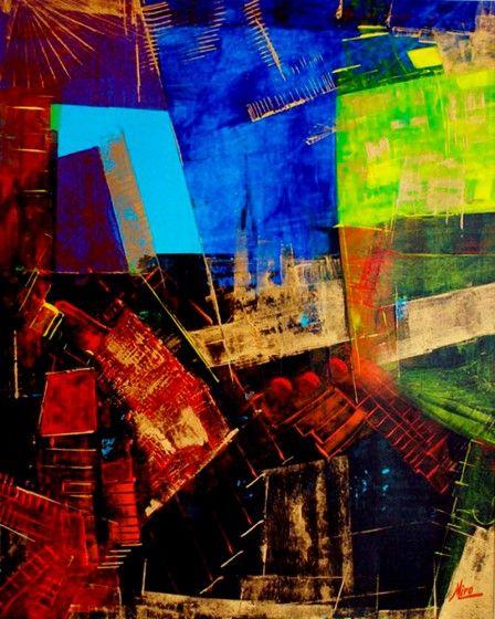 Rippingham art the art online gallery urban landscape
