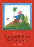 Bundeling van drie verhalen van Klein-mannetje met zijn vrienden Kikker, Konijn en Eend. Prentenboek met eenvoudige, sfeervolle illustraties in vrolijke kleuren. Vanaf ca. 4 jaar