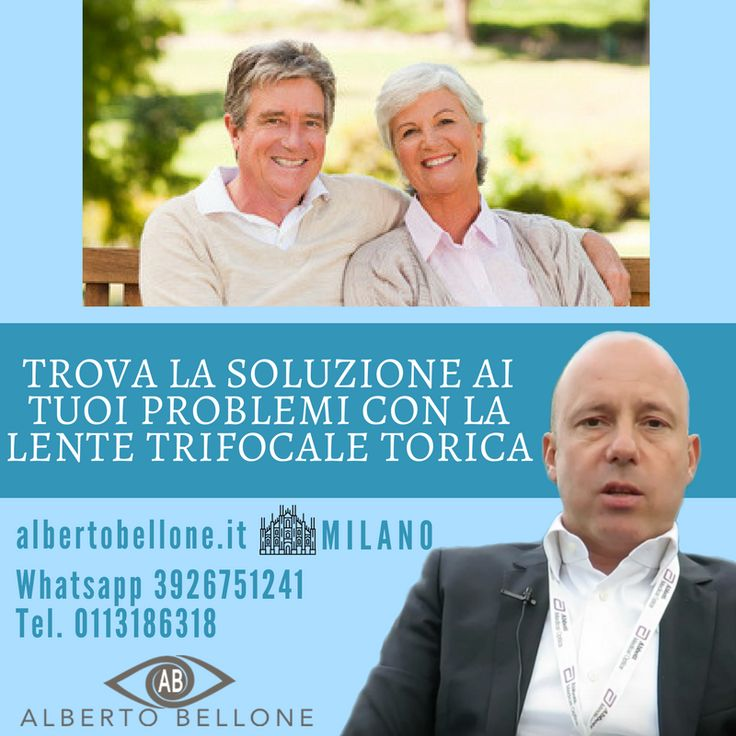 Trova la soluzione ai tuoi problemi con la lente trifocale torica - Dr. Alberto Bellone - Oculista - Cura del cheratocono - Miopia - Astigmatismo - Vitrectomia   Roma Milano e Torino Visita: http://albertobellone.it/intervento-di-cataratta --- @alberto.bellone.oculista --- #albertobellone #bellone #lente #intraoculare #intraocular #lens #milano #catratta #cataract #torica #toric #soluzione #solution #eyes #eye #occhi #trifocale #trifocal #contemporaneamente #astigmatismo #presbiopia…