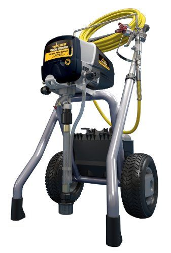 Wagner 9195 Airless Twin Stroke Piston Pump Paint Sprayer at http://suliaszone.com/wagner-9195-airless-twin-stroke-piston-pump-paint-sprayer/