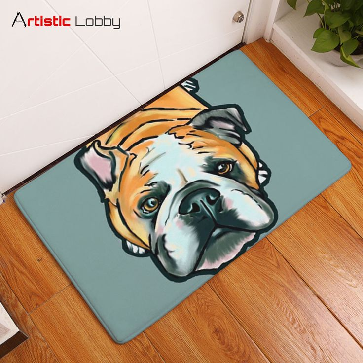 Lovely Painting Dog Anti-slip Floor Mat  📦 Worldwide Shipping 🔥 Follow Artistic Lobby for more ideas!  Start to personalize your home with our modern artistic home decor ideas. Find your bedding sets, floor mats, cushion covers, 3d cushions, wall decor & more! #homedecor #home #homedesign #homedecordesign #homedesignideas #decoration #art #artoftheday #life #lifestyle #lifestyleblogger #dog #dogs #dogsofinstagram #blackfriday #blackfriday2017