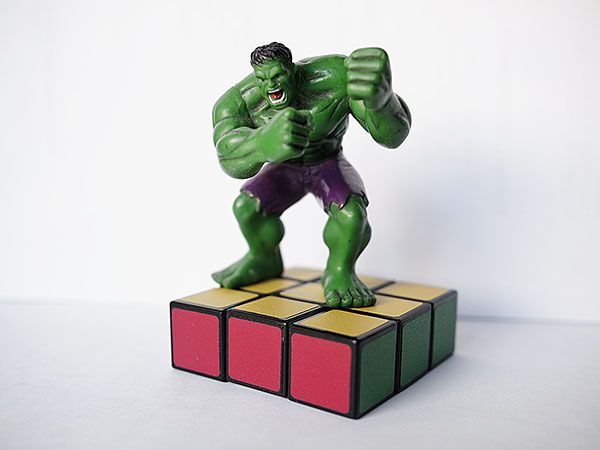 Floppy Cube - Tutorial Solución cubo de Rubik 3x3x1 - Solve Rubik´s cube 3x3x1