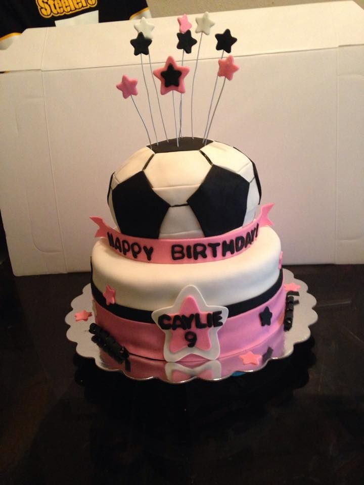 Best 25 Soccer Birthday Cakes Ideas On Pinterest Soccer