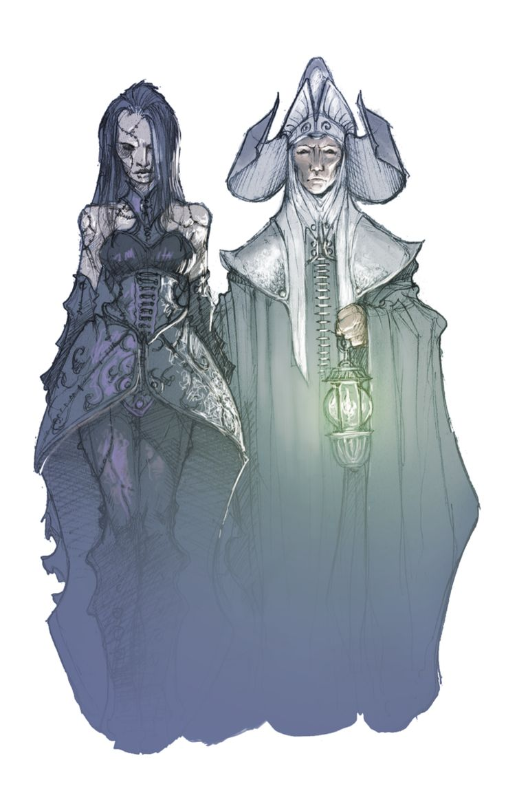 Curse of Strahd- Looking for a picture of The Abbot : DnD