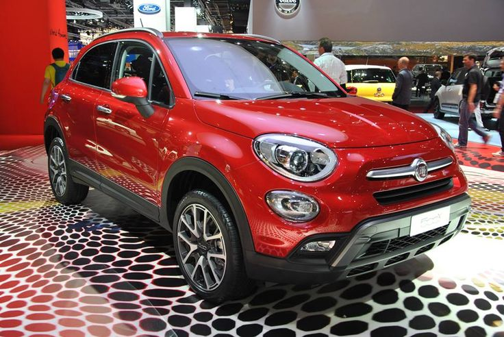 """The New Fiat #500X has arrived! Presented at Paris Motor Show in the world premiere, the new born marks the evolution of the brand and technology in a new dimensions: with distinctive, elegant """"Made in Italy"""" style it gathers a substance of a comfort and performance."""
