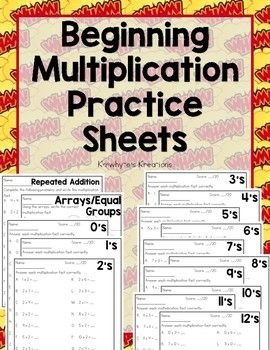Kuta Worksheets Pre Algebra Excel Best  Times Table Quiz Ideas On Pinterest  Shoe Game Wedding  Pdf Worksheets For Kindergarten with Addition And Subtraction Of Fractions Worksheet Word This Practice Sheet Pack Focuses On Beginning Multiplication Using Repeated  Addition Arrays And Memorizing Worksheets Handwriting Word