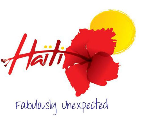 New Haiti tourism logo