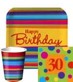 30 ans : kitch à souhait ! : ))
