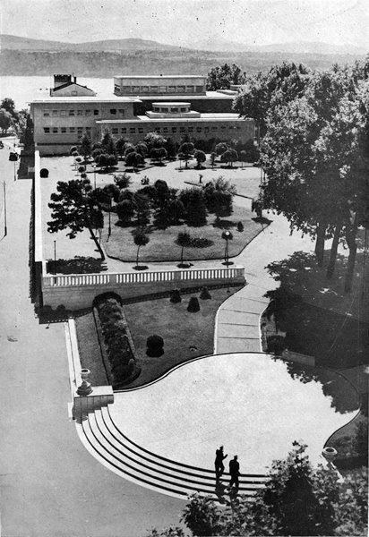 GeZi parkı belediye gazinosu 1940 lar