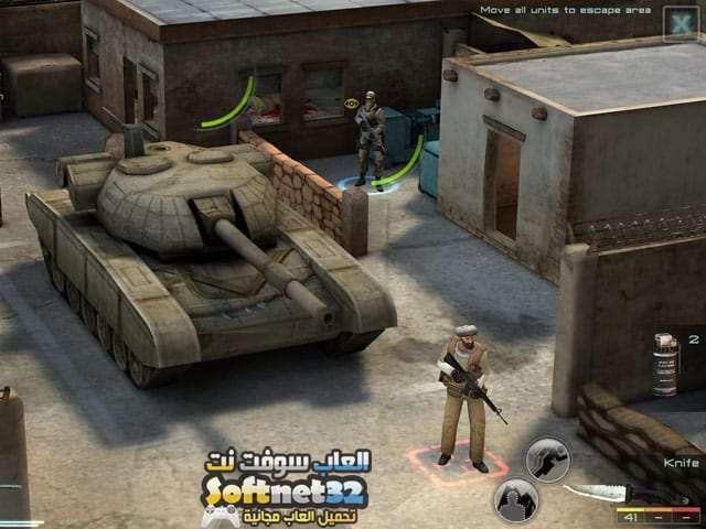 تحميل العاب مجانا وبسرعة للجوال Strategy Games Frontline Video Games