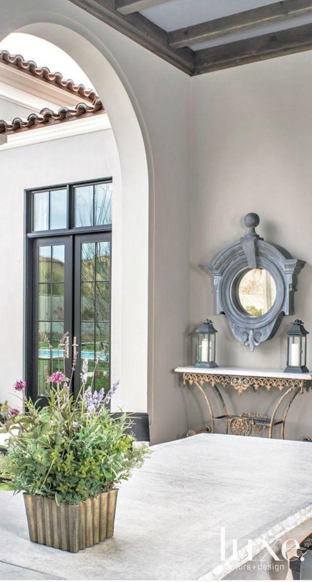 Old World, Mediterranean, Italian, Spanish & Tuscan Homes Design & Decor