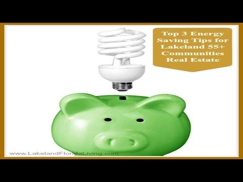 http://petranorris.realtytimes.com/advicefromtheexpert1/item/40000-how-to-save-more-energy-and-money-in-lakeland-55-communities-real-estate - Have the power to save money and electricity right in your home -here's how you can make your Lakeland 55+ communities real estate energy efficient without compromising comfort and convenience. Call me, Petra Norris, at (863) 619-6918 , if you're looking for a Lakeland Florida real estate agent to help you sell or buy Lakeland FL homes for sale
