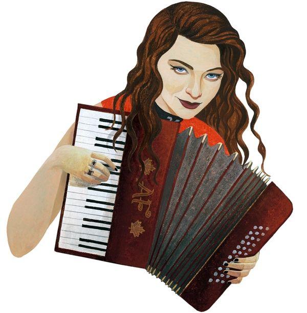 Lorde Breaks Down Her 10 Favorite Arcade Fire Songs | Music News | Rolling Stone