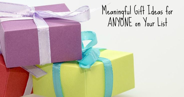 Are you looking for the perfect gift? Do you feel like you're stuck? Check out these ideas for meaningful gifts that won't collect dust!