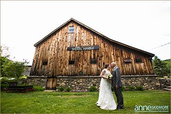 The Barn at Whitney's. New England Barn weddings and receptions. In the White Mountains of New Hampshire.