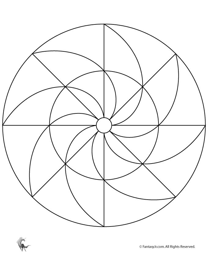simple mandala essay This lesson introduces the mandala, a form of buddhist art learn when the mandala first appeared, what it represents, common symbols, and how a mandala is used.