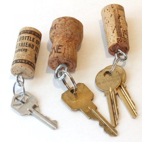 A simple craft perfect for the pool or beach since you 39 ll for Simple cork