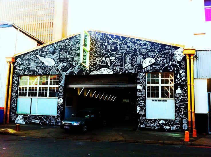 8 Morrison Street, Rivertown. Durban's first inner city urban regeneration strategy.