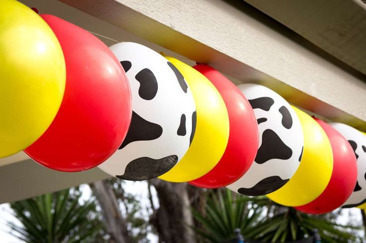 Toy Story / Cowboy & Cowgirl Birthday Party Ideas | Photo 1 of 36