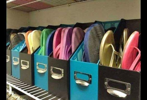 Te veel schoenen? Handige manieren om ze op te bergen - Het Nieuwsblad: http://www.nieuwsblad.be/cnt/dmf20160831_02447338?_section=62762079