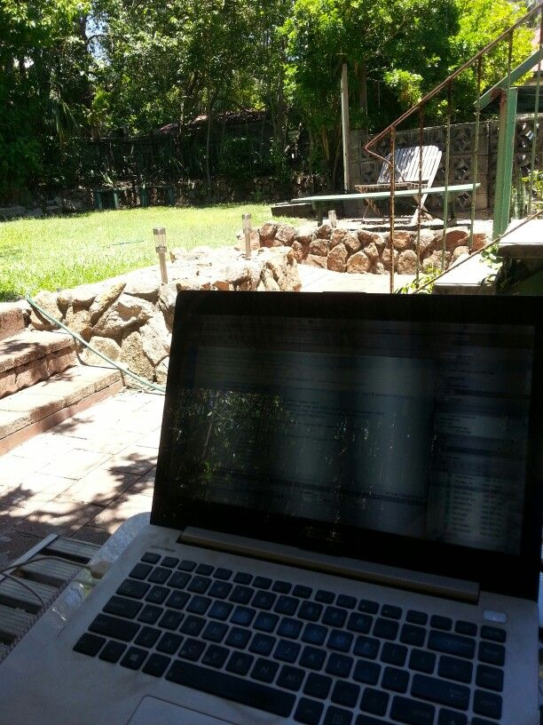 My new home office ... gratitude and appreciation xxx