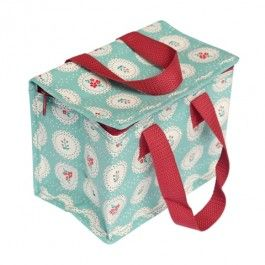 Vintage Doily Print Lunch Cool Bag £4.95