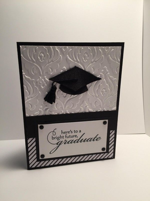 Card Making Ideas Graduation Part - 39: Graduation Card By Bettystamper3556 - Cards And Paper Crafts At  Splitcoaststampers