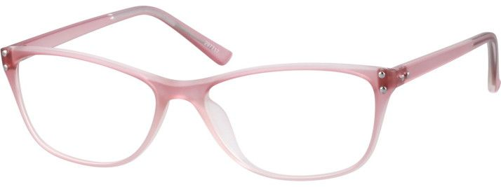 Order online, women pink full rim acetate/plastic cat-eye eyeglass frames model #297717. Visit Zenni Optical today to browse our collection of glasses and sunglasses.