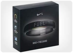 It's no surprise that the Nike's weight loss tool is recommended by many professional athletes. For both men and women, the comfortable Fuel + Band allows athletes of all levels to track and monitor their calories burned, weight lost, and activity levels.