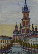 Nikifor-Polish primitiv artist