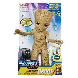 Guardians of the Galaxy Baby Dancing Groot Toy with Music