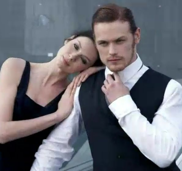 17 Best images about Sam Heughan & Caitriona Balfe