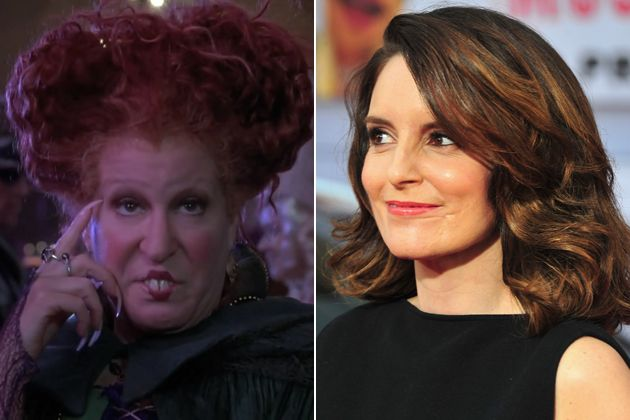 Hocus Pocus 2′ Summons Tina Fey for More Witchy Shenanigans ...