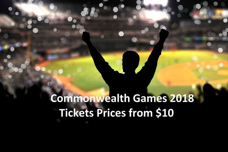 Discounted and cheap Commonwealth Games tickets