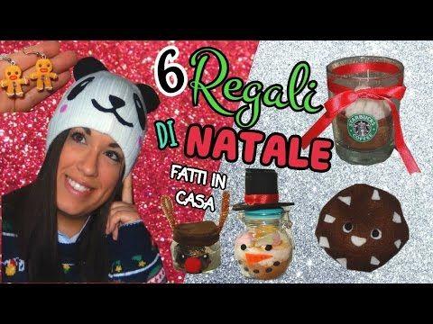 6 regali di Natale fatti in casa 😻🎅 by Iolanda's Sweets