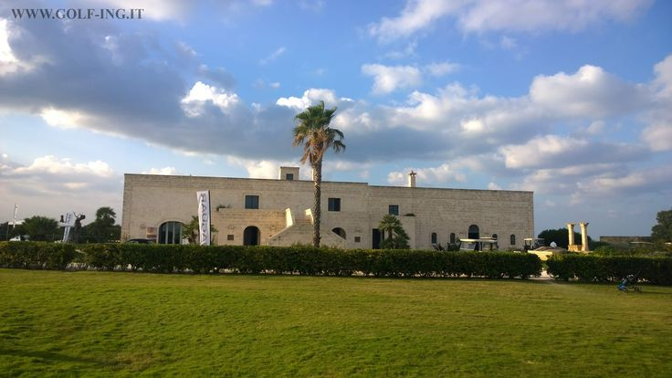 Clubhouse @San Domenico golf