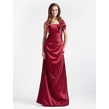 ORANIA - Vestido de Madrinha em Cetim – BRL R$ 218,37